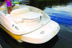 Monterey Boats 263 EX Deck Boat