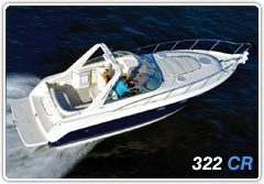 Monterey Boats 322 CR Cruiser Boat