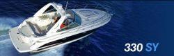 Monterey Boats 330 SY Cruiser Boat