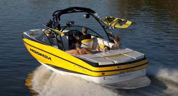 research 2012 moomba boats mojo 25 on. Black Bedroom Furniture Sets. Home Design Ideas