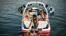 2015 - Moomba Boats - Mobius LSV