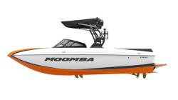2018 - Moomba Boats - Craz