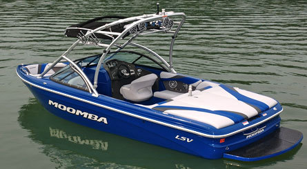 research 2008 moomba boats mobius lsv on. Black Bedroom Furniture Sets. Home Design Ideas