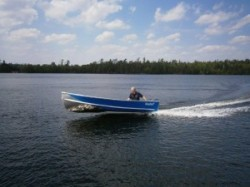 2015 - Naden Boats LTD - N-14CL Canadian Laker