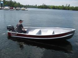 2015 - Naden Boats LTD - N-114S Light Fisherman