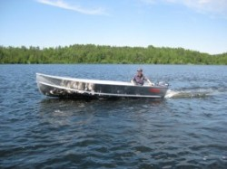 2015 - Naden Boats LTD - N-16CBL Canadian Big Laker