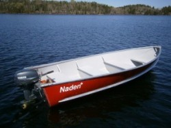 2015 - Naden Boats LTD - N-14HS Fisherman