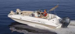 2010 - Nauticstar Boats - 205 DC OB