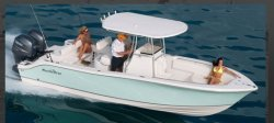 2011 - Nauticstar Boats - 2500XS Offshore