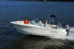 2015 - Nauticstar Boats - 2000 XSDC