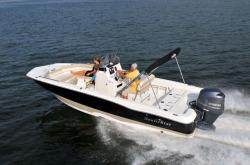 2015 - Nauticstar Boats - 231 Angler