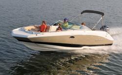 2015 - Nauticstar Boats - 243 DC