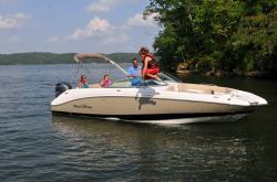 2018 - Nauticstar Boats - 243 DC
