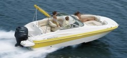 Nauticstar Boats 210 Outboard DC Sport Deck Dual Console Boat