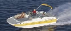 Nauticstar Boats 210 IO DC Sport Deck Dual Console Boat