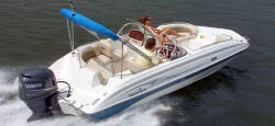 2008 - Nauticstar Boats - 205 DC OB
