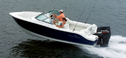 2008 - Nauticstar Boats - 2000 DC Offshore