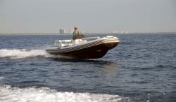 2013 - Novurania RIB - Launch 750 Diesel