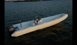 2013 - Novurania RIB - X SERIES 33