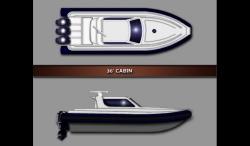 2013 - Novurania RIB - Cabin 36