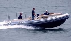 2014 - Novurania RIB - 700 Launch LX