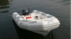 2017 - Novurania RIB - Rescue Series