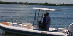 2018 - Novurania RIB - Catamaran 24