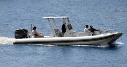 2018 - Novurania RIB - Catamaran 28