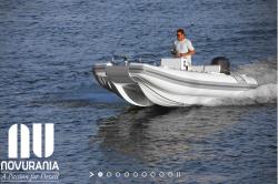 2018 - Novurania RIB - Catamaran 20