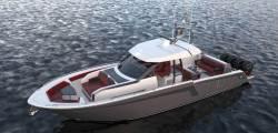 2020 - Ocean Alexander - 45 Divergence Fishing