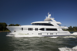 2017 - Ocean Alexander - 120 Megayacht