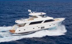 2018 - Ocean Alexander - 85 Motoryacht