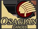 Osagian Canoes Logo