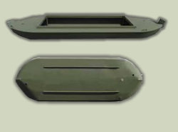 2017 - Osagian Canoes - Vantage PT