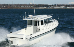 2017 - Osprey Boats - 28 Long Cabin