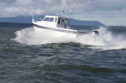 2017 - Osprey Boats - 24 Fisherman