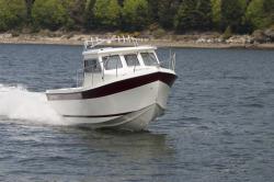 2017 - Osprey Boats - 26 Fisherman