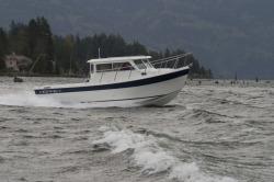2017 - Osprey Boats - 26 Long Cabin