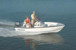 Palm Beach by Marine 161 Center Console Boat