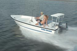 Palm Beach by Marine 173Whitecap Center Console Boat