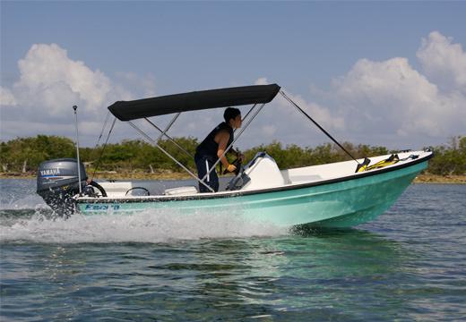 Research Panga Boats Panga 14LX Center Console Boat on ...