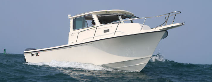 Research 2013 Parker Boats 2520 Xld Sport Cabin On