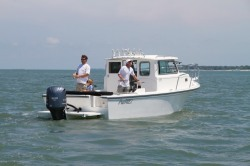 2014 - Parker Boats - 2520 XL Sport Cabin