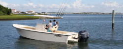2014 - Parker Boats - 2500 Special Edition