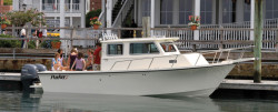 2014 - Parker Boats - 2530 Extended Cabin