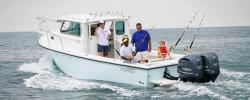 2014 - Parker Boats - 2820 XLD Sport Cabin