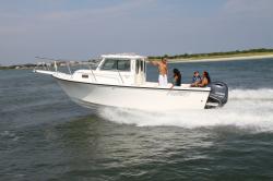 2015 - Parker Boats - 2120 Sport Cabin