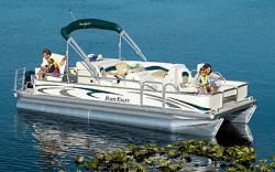 Parti Kraft PK 2186 DF Pontoon Boat