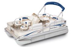Parti Kraft PK 1780 F Pontoon Boat