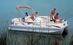 Parti Kraft PK 1980 F Pontoon Boat